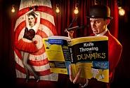 Knife Throwing for Dummies, © Brian Kalfdorf, http://www.briankaldorf.com